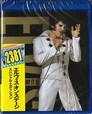 ELVIS PRESLEY-ELVIS - THAT'S THE WAY IT IS-JAPAN Blu-ray F25