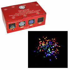 200 Battery Christmas Lights Multi-action; Indoor or Outdoor  - Multi Colour
