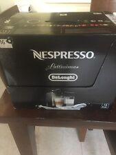 DeLonghi Lattissima Plus EN 520.W 4 Cups Coffee & Espresso Combo - Black