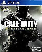 Call of Duty: Infinite Warfare with Terminal Bonus Map PS4 NEW and SEALED