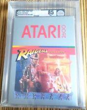 Mengenangebot mit 2 Videospiele Pac-man Raiders Of The Lost Arche Atari 2600