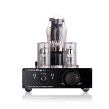 Little Bear P7 pure valve tube 6N5P Headphone Amplifier amp preamplifier AU