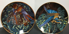 """Lenox """"Miracles Of The Rainforest Plates (7)"""