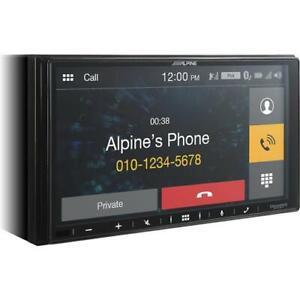 Alpine iLX-W650 7 inch Mechless In-Dash Receiver