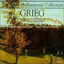 Grieg: Piano Concerto, Op. 16; Lyric Pieces (Selection) (CD, Tring)