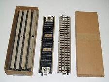 Marklin Track - 10ST 3600 D 1/1 Straight track-10 Pieces-in Original Box-XLNT