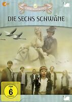 MÄRCHENPERLEN - DIE SECHS SCHWÄNE  DVD NEU