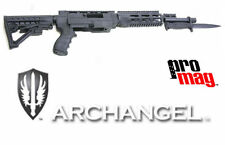ProMag Archangel Ruger 10/22 Stock Kit w/Bayonet - Black  #AA556R
