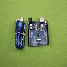 UNO R3 ATmega328P USB CH340G Compatible to Arduino UNO R3 With USB Cable NEW