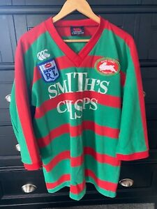 1989 South Sydney Rabbitohs Jersey by Canterbury of New Zealand