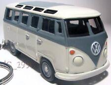 Keychain vw volkswagen 1966 Samba Bus Camper van model key chain ring keyring t1