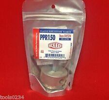"Reed PPR150 1-1/2"" Plastic Pipe Fitting PVC Reamer #04524 USA MADE Free Shipping"