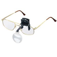 Eschenbach Clip On Spectacle Magnifier 4.00X Powered