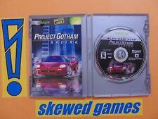 Project Gotham Racing - cib - XBox Microsoft