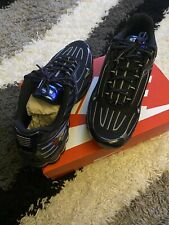 Nike Air Max Plus III Tuned Air Black Size U.K. 9 Brand New