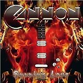 Cannon - Burning Love ( CD 2012 ) NEW / SEALED
