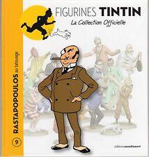 RASTAPOPOULOS AU TATOUAGE  (FIGURINES TINTIN LIVRET 9) TBE