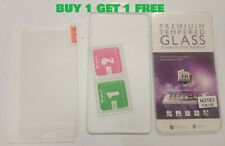 2X CLEAR LCD Screen GLASS Protector Cover Guards For Samsung Galaxy NOTE 3