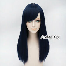 Basic Cosplay Wig Party Hair Stylish 55cm Straight Anime 21 Colors + Wig Cap