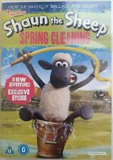 Shaun the Sheep Spring Cleaning DVD