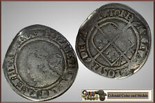 GB. - Elizebeth I Silver Sixpence 3rd & 4th Coinage of 1561-77(S.2562)