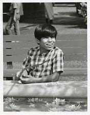 MANUEL PADILLA JR SMILING PORTRAIT THE FLYING NUN ORIGINAL 1968 ABC TV PHOTO