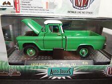 M2 Machines 1958 GMC Suburban Carrier 4x4 - Auto Trucks R36 32500-36