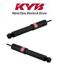 Ford E100 E150 Econoline Club Wagon Set of 2 Front Shock Absorbers KYB 344069