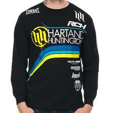 Classic Hart & Huntington RICKY CARMICHAEL Premium L/S T-Shirt(SIZE-SMALL)