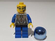 LEGO SPACE LIFE ON MARS ~ LOM ASSISTANT LARGE VISOR lom014 ~ 7310