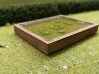 Model Walled Koi Pond  OO gauge
