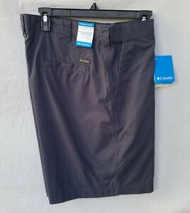 New Men's Columbia Sportswear Washed Out Short AM4471 - 419 Grey