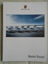 FOLLETO de rango de Porsche 2010 De Mayo