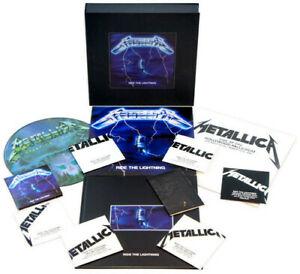 Metallica - Ride the Lightning (Deluxe Box Set) [New Vinyl LP] Oversize Item Spi