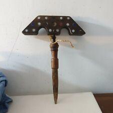 ancien miroir aux alouettes appelant chasse  collection