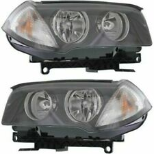 2007 2008 2009 2010 Fits For BMW X3 Halogen Headlight Pair Right & Left Side