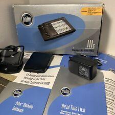 Palm Iiic Handheld Pda Device Color Tft Display 8Mb Storage Palm Os v3.5 Unused