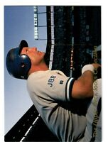 George Brett 1993 Upper Deck Iooss Collection #WI 22 KC Royals