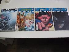 DC Rebirth #1 Lot Universe Batman Aquaman Superman