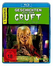 Geschichten aus der Gruft - Staffel 1 ( Horror Kult )- Brad Pitt  NEU BLU-RAY