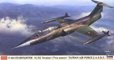 1/48 Hasegawa F-104 Startfighter (G/DJ) (Two Seat) `ROCAF/JASDF` #07473