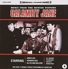 Soundtrack OST - Calamity Jane (OST) - Soundtrack OST CD Q6VG The Cheap Fast