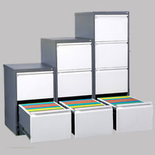 OFD Value 4 Drawer Filing Cabinet - 2 Tone