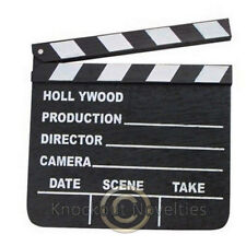 Movie Clapper Hollywood Clapboard Movie Sign Director Prop