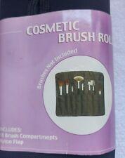 Modella Cosmetic 18 Brush Roll, NO Brushes