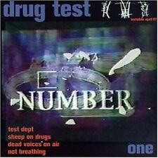 Drug Test One Not Breathing, Dead voices on air, Sheep on Drugs, Test D.. [2 CD]