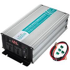 Power Inverter 1000W 2000W Onda Sinusoidale Pura DC 12V a AC 220V Convertitore