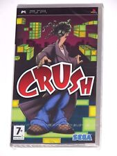 SONY PSP - CRUSH! BRAND NEW/SEALED! ITALY VER.