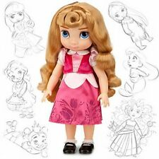 Disney Store Princess Animators Collection Aurora Doll 16 in NO Pet NEW 2013