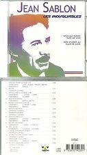 RARE / CD - JEAN SABLON : Le meilleur de JEAN SABLON / INOUBLIABLES / COMME NEUF